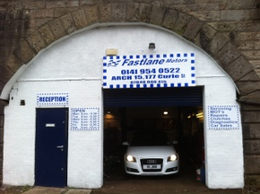 Fast Lane Motors >> Contact Fastlane Motors Car Garage West End Of Glasgow